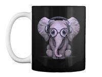 Quality Cute Dj Elephant Gift Coffee Mug Gift Coffee Mug
