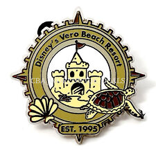 NEW Disney Vacation Club DVC 2015 Vero Beach Resort Mystery Pin
