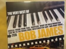 BOB.  JAMES..       THE. VERY. BEST. OF. BOB. JAMES.        TWO. DISCS.