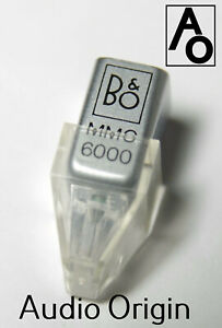 NEW Restored MMC3000 MMC4000 MMC5000 MMC6000 Bang & Olufsen stylus B&O cartridge