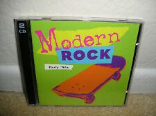 KROQ RHINO TIME LIFE PUNK NEW WAVE MODERN ROCK HITS OF EARLY 90s FLASHBACK CD