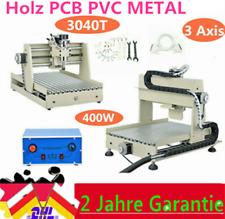 400W 3 Achse CNC 3040 Rounter Fräsmaschine Graviermaschine FräSer Holz PCB PVC