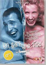 """DVD """"UN GARS, UNE FILLE""""  les tribulations de Loulou et Chouchou"""