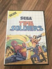 Master System:    TIME SOLDIERS    en boite      PAL EUR