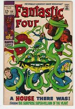 Fantastic Four #88 VF+ 8.5 Stan Lee Jack Kirby Crystal Third App of Franklin