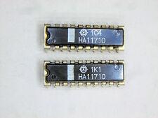 """HA11710  """"Original"""" Hitachi  8P/10P  DIP IC  2  pc"""