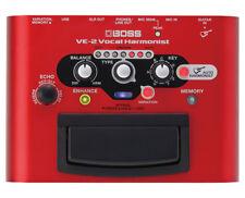 Boss VE-2 Vocal Harmonist - Used