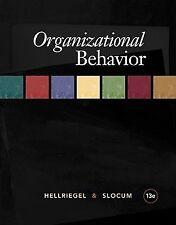 Organizational Behavior by Don Hellriegel and John Slocum (2010, Hardcover)