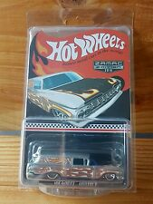 Hot Wheels 2016 Collector Edition '59 Chevy Delivery ZAMAC + HW Protector (A+/A)