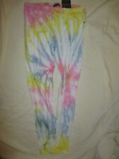TOPSHOP NEW WITH TAGS TIE DYE LEGGINGS, US SIZE 12