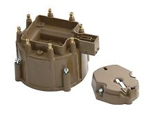 Accel 8122 Tan HEI Distributor Cap + Rotor Kit For GM/CHEVY V8  Brand NEW!!