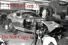 Shelby Daytona Cobra Coupe Factory Preparation 1964 Photograph 2