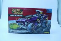 Vintage Double Dragon SHADOW RAVEN TYCO 1993 MIB