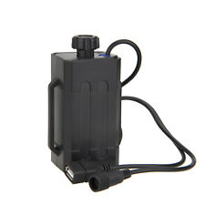 8.4V USB DC Ports Bicycle Bike Light Battery 18650 Holder Case Cell Charger Bank