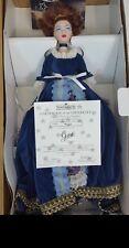 """1997 Ashton Drake GENE MARSHALL The KING'S DAUGHTER 15"""" Doll #93525 Retired MIB"""