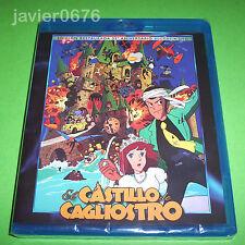 EL CASTILLO DE CAGLIOSTRO COMBO BLU-RAY + DVD  NUEVO Y PRECINTADO