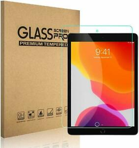 """Tempered Glass Screen Film Protector For Apple iPad 10.2"""" 7th Generation"""