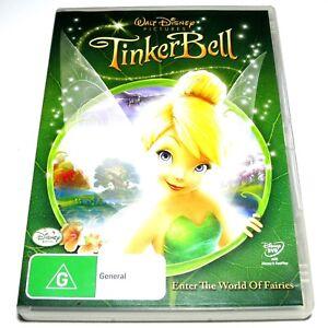 DVD, Tinker Bell (Walt Disney) Region 4