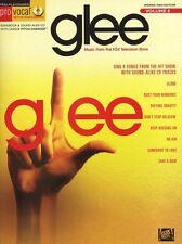 Pro Vocal Volumen 8 Glee Aprender A Cantar audición Karaoke voz música Book & Cd