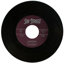 "PLAS JOHNSON And HIS ORCHESTRA  ""DOWNSTAIRS""   KILLER POPCORN / R&B     LISTEN!"
