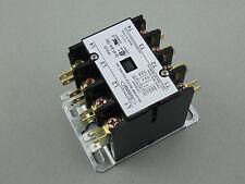Hvacstar SA-4P-30A-120V Definite Purpose Contactor 4Poles 30FLA 120V AC Coil