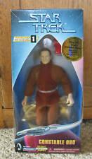 "Playmates Star Trek 9"" Action Figure, Constable Odo, NIB"