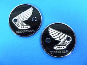 New Tank Badges Emblems S90 CL90 CA200 CB92 CA95 CB160 Genuine Honda