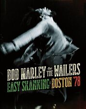 BOB MARLEY & THE WAILERS EASY SKANKING IN BOSTON '78 CD & DVD NEW RELEASE 2015