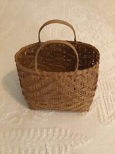 Cherokee Indian Basket Shopper