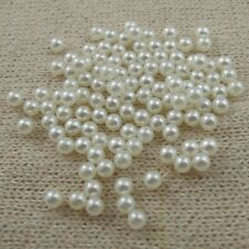 Nonporous Small Pearl Beads Anklet Jewelry Making Material Approx 2000pcs
