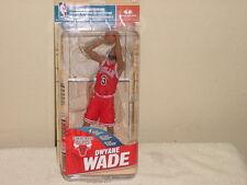 Instock! McFarlane Sports Toys Ser 30 NBA DWYANE WADE CHICAGO Action figure