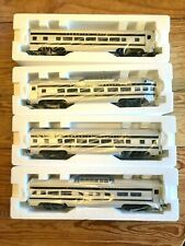 WILLIAMS CANADIAN PACIFIC PASSENGER SET (IN ORIGINAL WRAP, NEVER REMOVED)