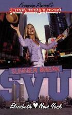 Elizabeth Loves New York (Sweet Valley University(R))