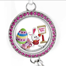 ORIGAMI OWL Exclusive Set: Easter Peter Cottontail Exclusive Charms!