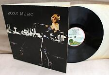 ROXY MUSIC - FOR YOUR PLEASURE Island 1973 A2/B2 Lp
