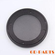 Universal 5.25 inch Car Speaker Cover Tweeter Metal Mesh Grill Guard Glue Free*2