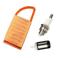Air Fuel Filter Service Tune Up Kit For Stihl BR500,BR550,BR600 Backpack Blower