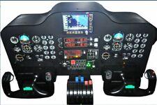 Simulatore Di Volo Cockpit Completo