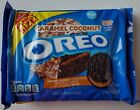 NEW Nabisco Oreo Caramel Coconut Flavored Cookies FREE WORLDWIDE SHIPPING