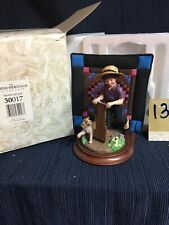 New listing Amish Heritage Collection Figurine Aaron and Caleb 30017 Willitts Designs 1993