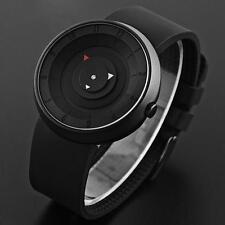Men's Luxury Sports Watch Stainless Steel Dial WATCH Analog Quartz Wrist Watch