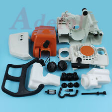 CRANKCASE STARTER CLUTCH AIR FILTER COVER TANK KIT FOR STIHL MS180 MS170 018 017
