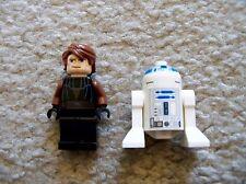 LEGO Star Wars Clone Wars - Anakin Skywalker & R2-D2 Minifigs