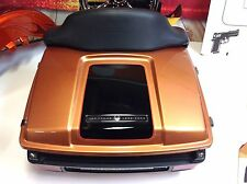 97-13 OEM Harley 105th Anniversary King Tour Pack Pak Touring Backrest Speakers