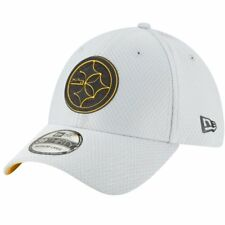 New Era 39Thirty Cap - TRAINING Pittsburgh Steelers