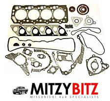 2.5 4D56 FULL ENGINE GASKET OVERHAUL KIT for MITSUBISHI L200 PAJERO SHOGUN SPORT