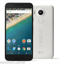 Google Nexus 5X (LG-H790) 32 GB Quartz/White, Unlocked NIB - Worldwide Shipping!
