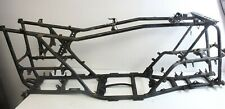 02 Yamaha Grizzly 660 Yfm660f 4x4 Stainless Steel Frames W/Papers B4258