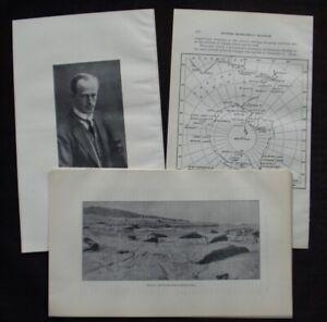 1911 - AUSTRALASIAN ANTARCTIC EXPEDITION - DOUGLAS MAWSON POLAR EXPLORATION