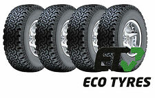 4X Tyres 225 75 R16 108T All Terrain SUV OWL Gripmax OutLine Lettering C E 73dB